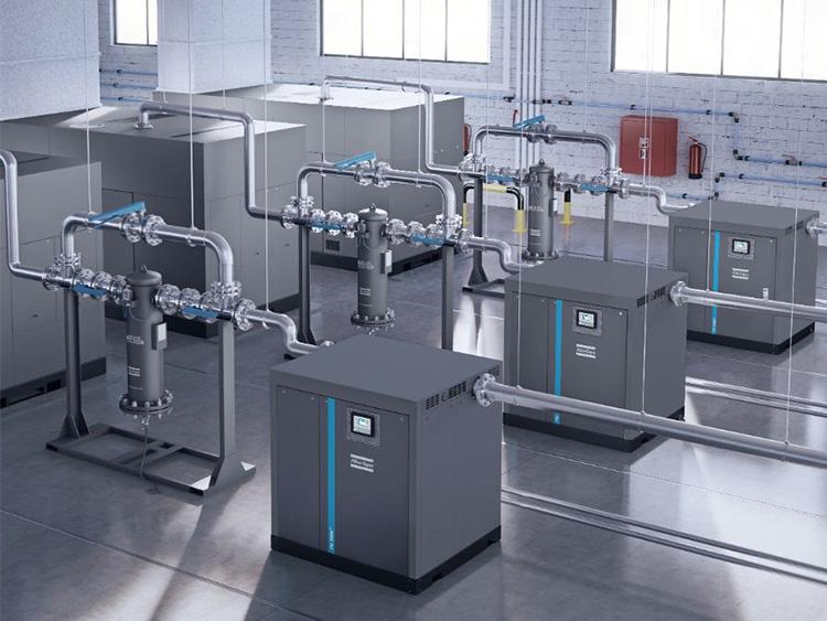 FD (VSD)+ 冷冻式干燥机
