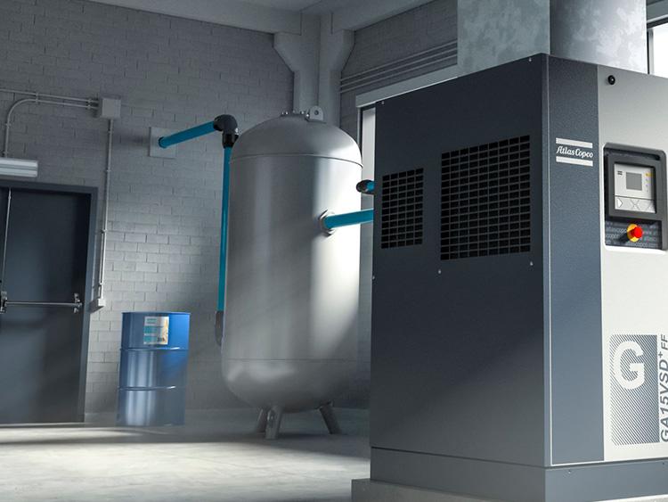 HTA 高压空气储气罐