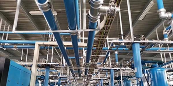 如何确定压缩空气管道系统的尺寸