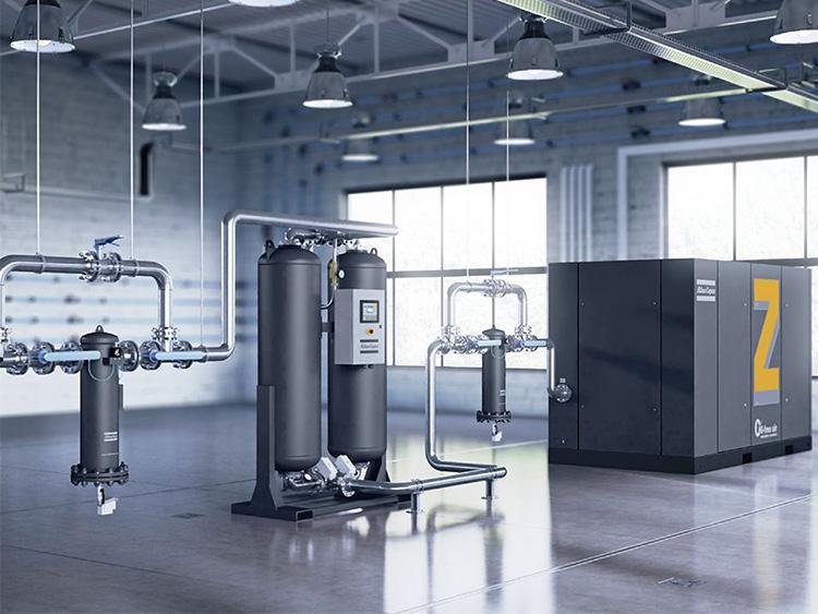 C&A 系列吸附式干燥机